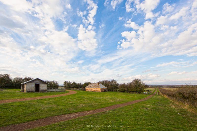 Brickendon Farm Estate, Longford, Tasmania.